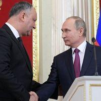 Владимиром Путиным