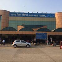 Anand Vihar Terminal railway station